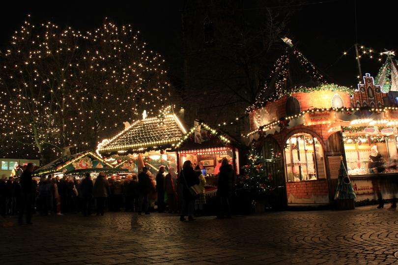 Weihnachtsmarkt-Bremen
