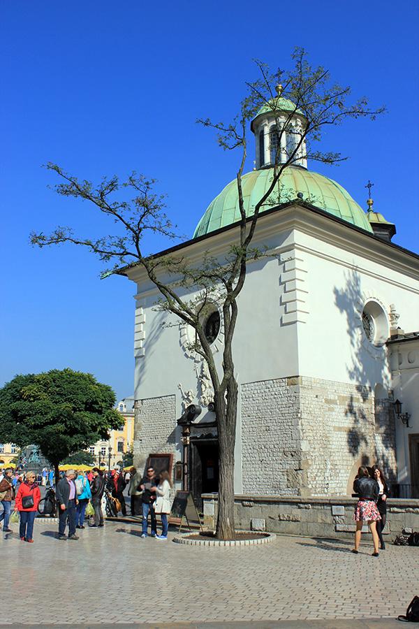 kirche-krakau