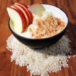 Milchreis mit Apfel und Zimt jammiee…