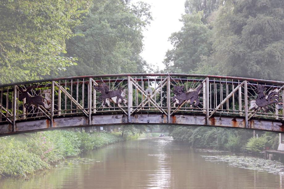 Stadtmusikanten Brücke