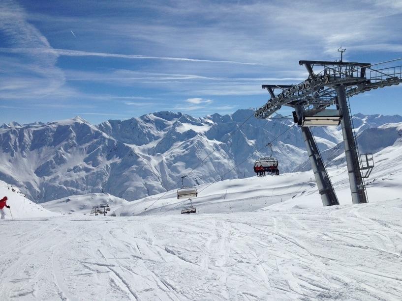 Sölden Skisaison