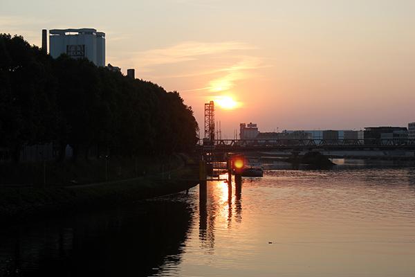 Bremen_Becks_Sonnenuntergang