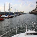 Bootsblick Weser