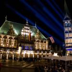 Bremen illuminiert