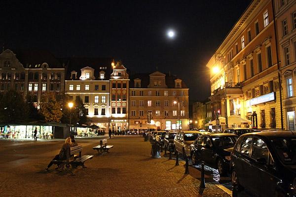 Marktplatz Breslau