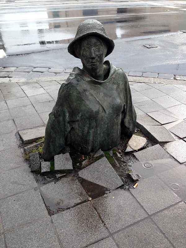 Statue Breslau