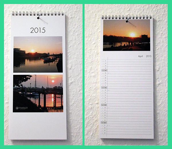 Kalender 2015 Katharazzi