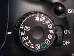 Kameraeinstellung
