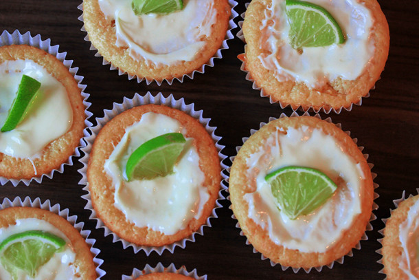 Caipirinha - Muffins