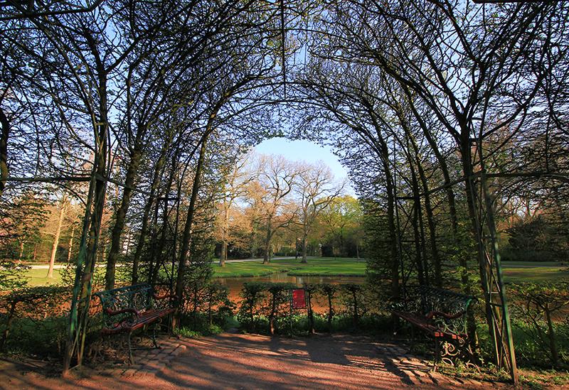 Torbogen Bürgerpark