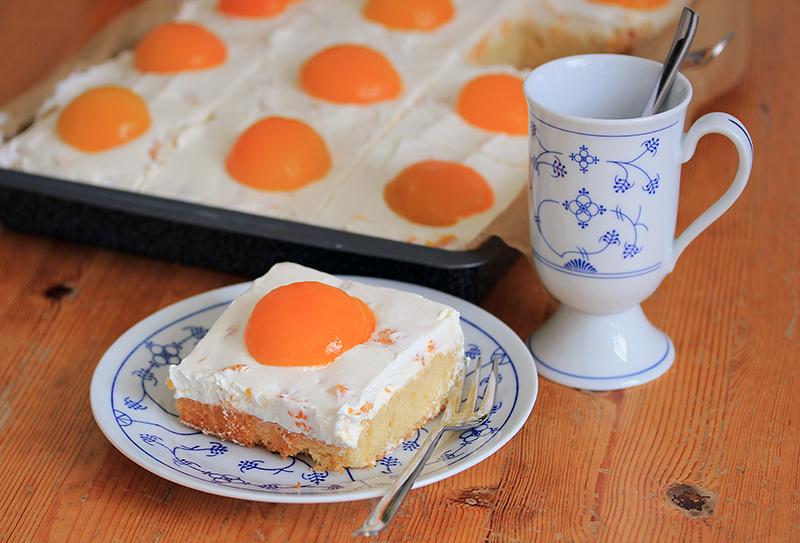 Spiegelei kuchen von sanella