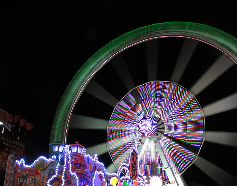 Riesenrad Freimarkt