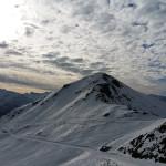 Schneegrüße vom 3000er
