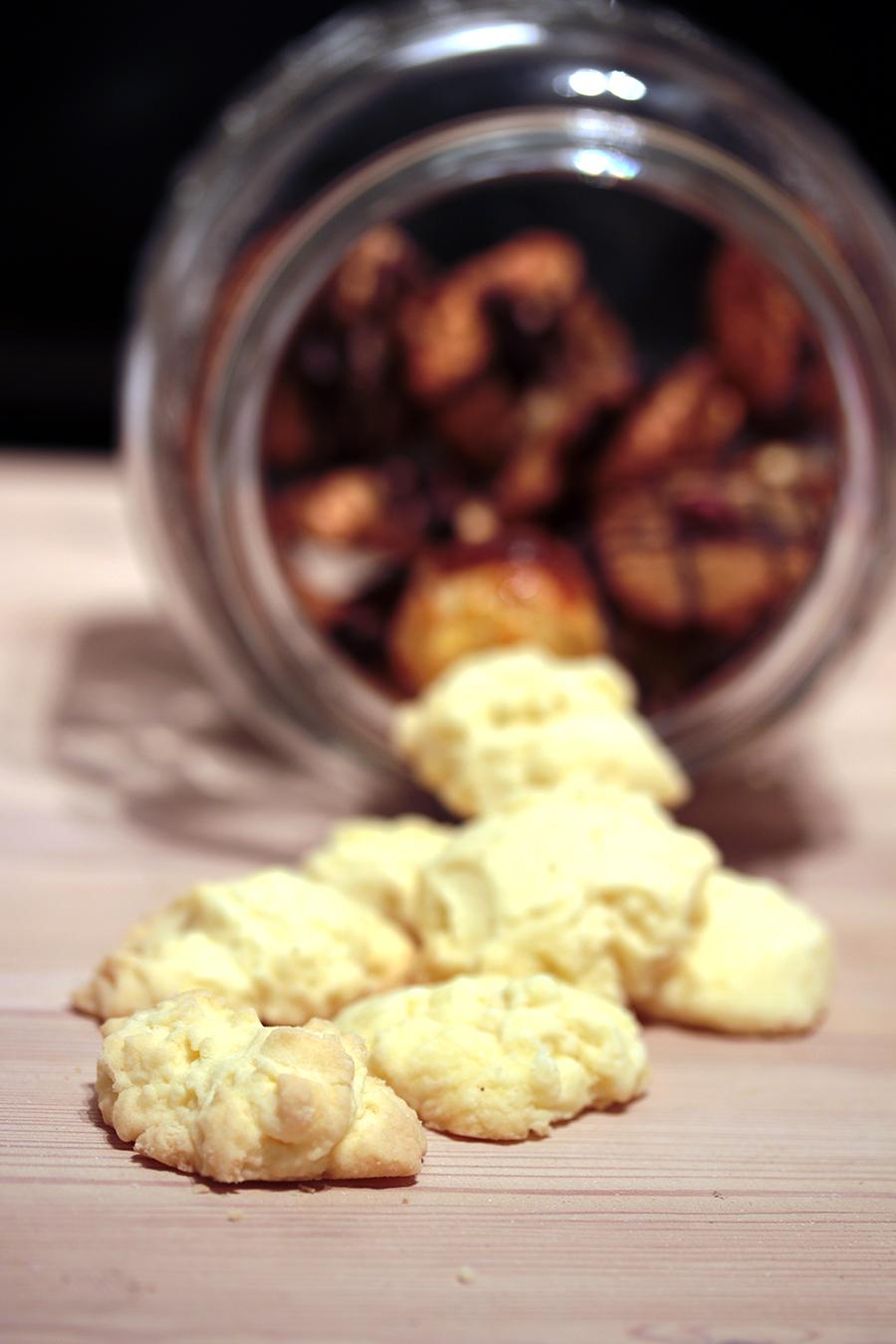 Schneeflocken kekse