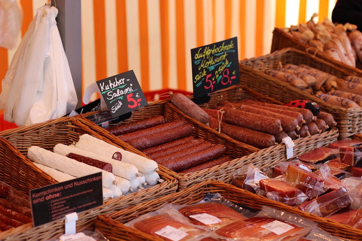 Wurstwaren Findorffmarkt