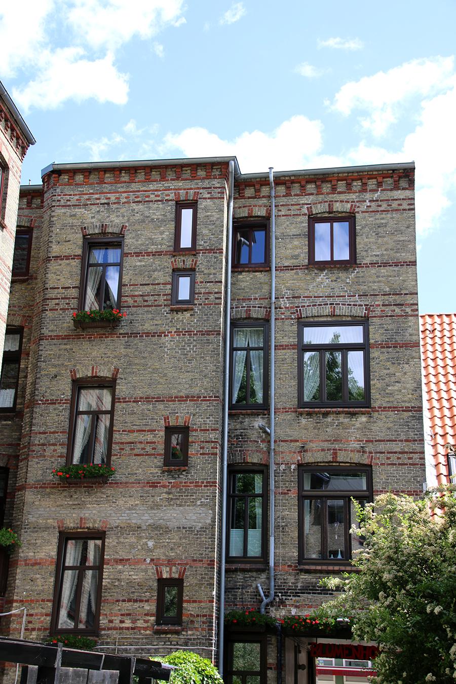 Flensburg Innenhof