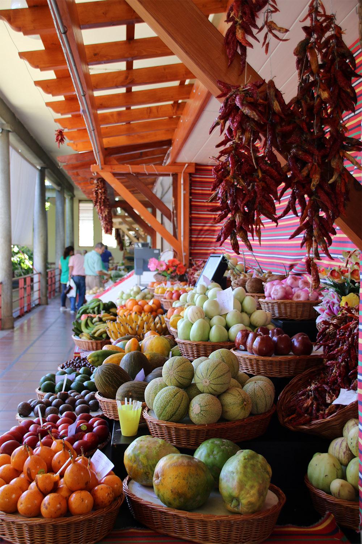 Funchal Markt
