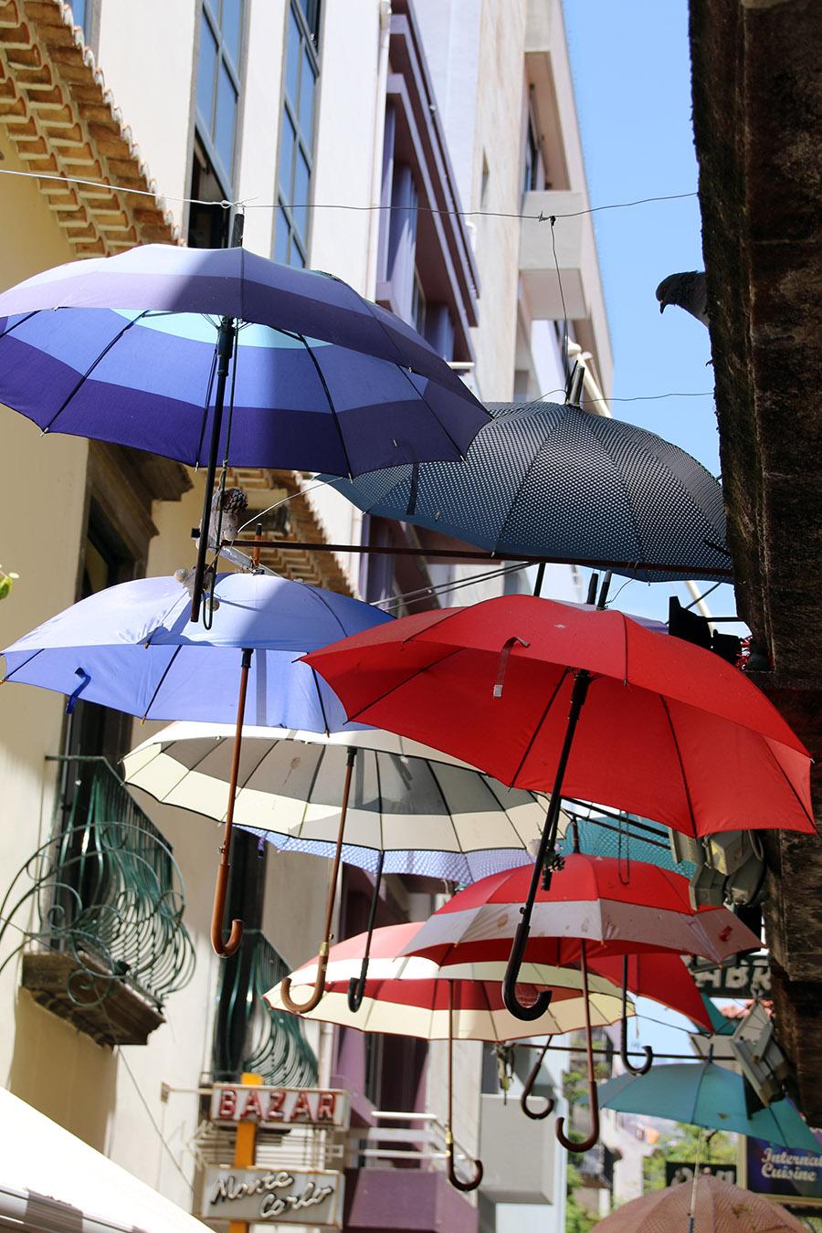 Funchal Regenschirme