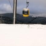 Der Belchen im Schnee