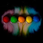 M&M Farbenspiel