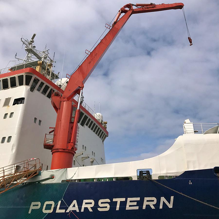 Eisbrecher Polarstern