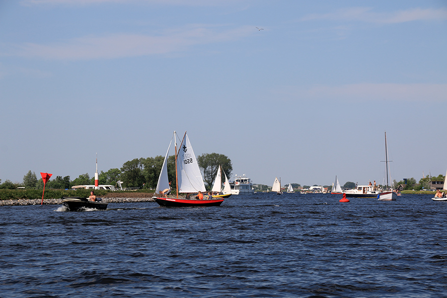 Segelboote Niederlande
