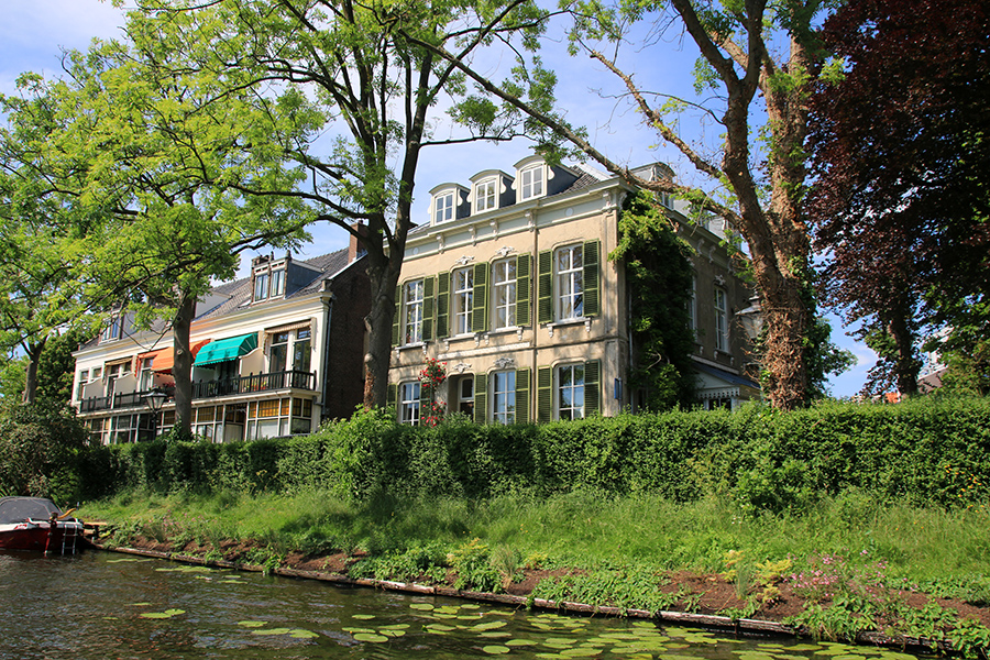 Stadthäuser Leiden