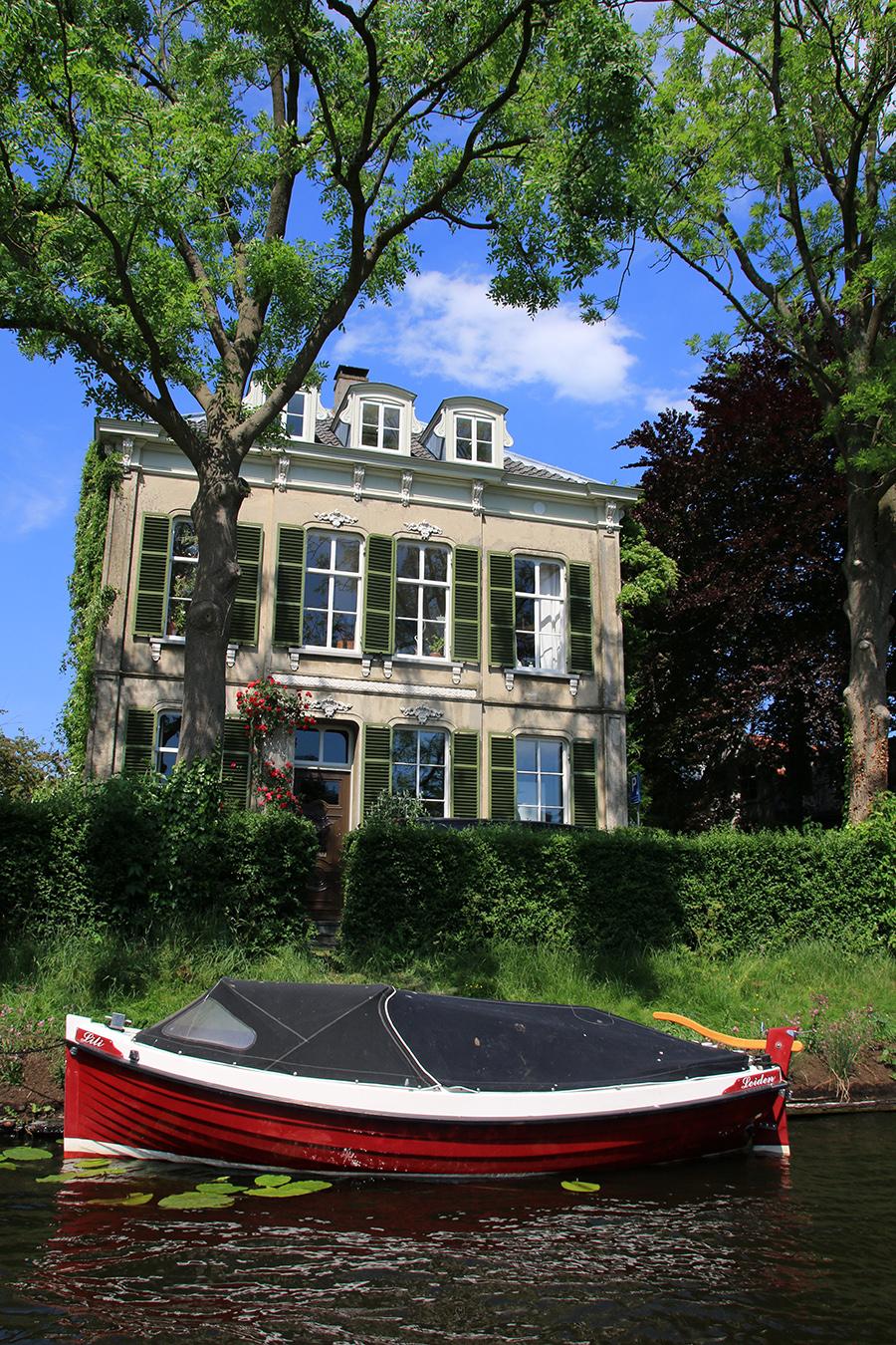 Wunderschönes Haus in Leiden
