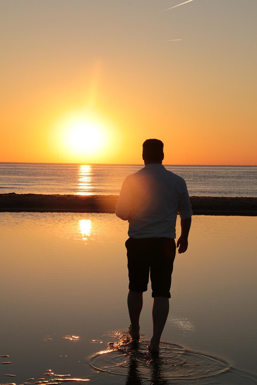 noordwijk-zee-sunset