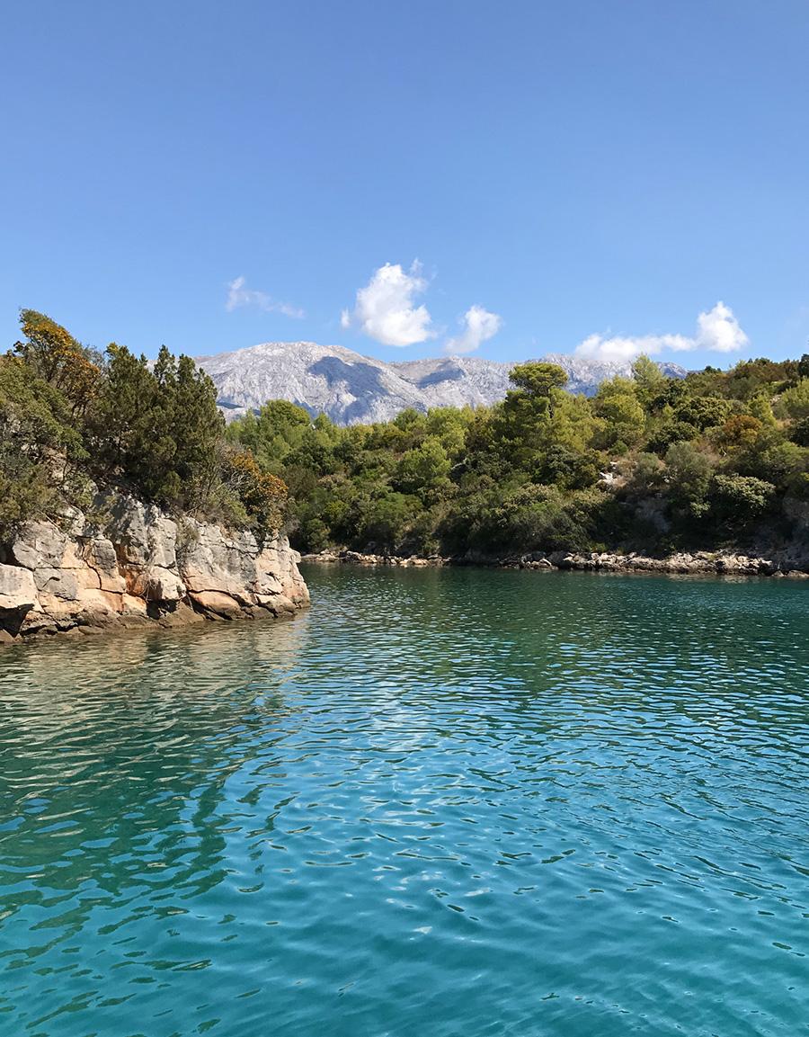 Bucht Insel Brac