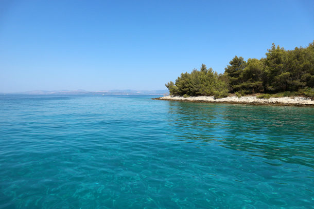 Kroatien Küste